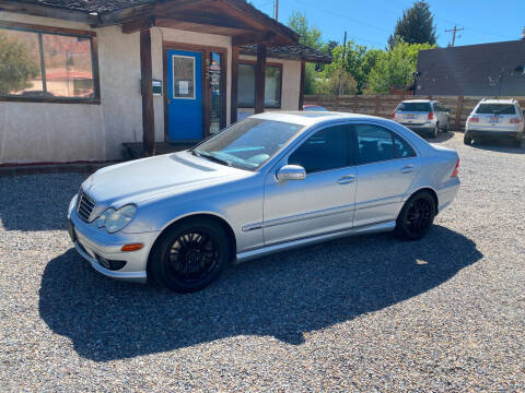 2006 Mercedes-Benz C-Class for sale at Sawtooth Auto Sales in Hailey ID