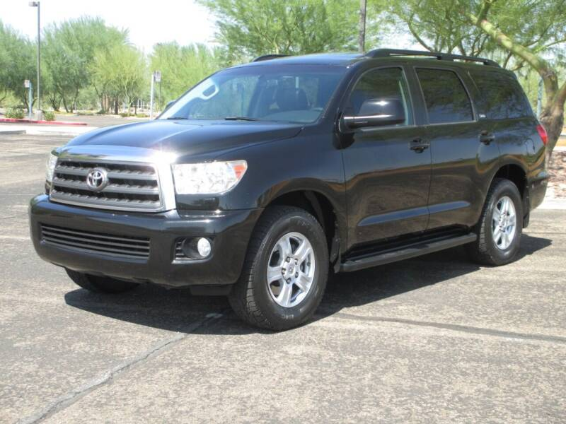 2014 Toyota Sequoia for sale at COPPER STATE MOTORSPORTS in Phoenix AZ