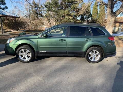 2014 Subaru Outback for sale at Auto Brokers in Sheridan CO
