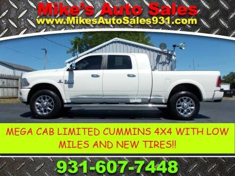 2017 RAM Ram Pickup 3500 for sale at Mike's Auto Sales in Shelbyville TN