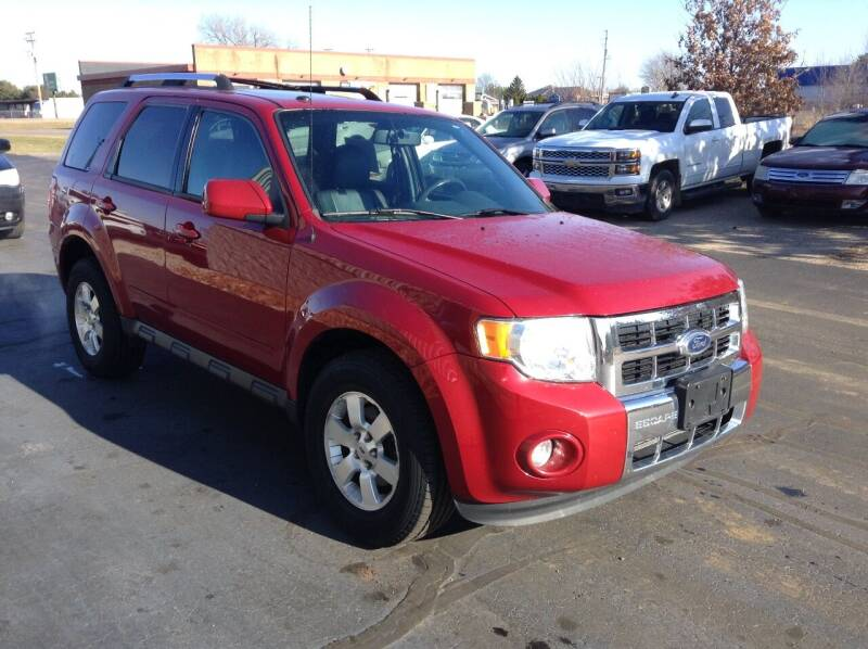 2010 Ford Escape for sale at Bruns & Sons Auto in Plover WI