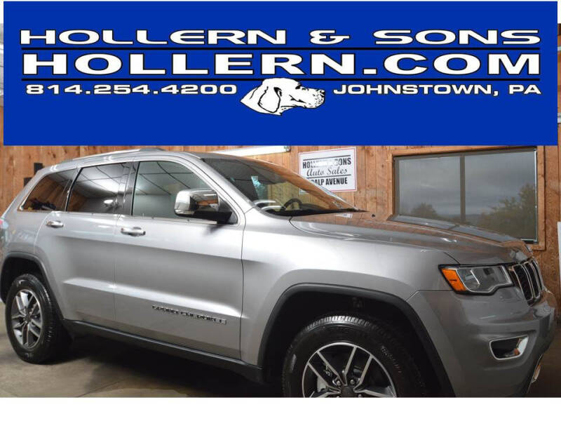 2019 Jeep Grand Cherokee for sale at Hollern & Sons Auto Sales in Johnstown PA