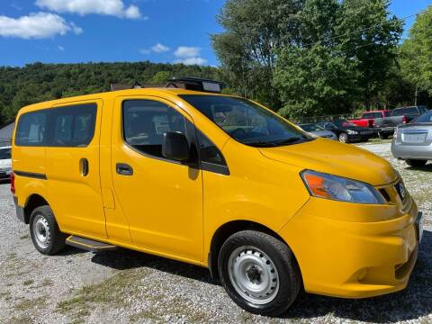 2016 Nissan NV200 for sale at Ron Motor Inc. in Wantage NJ
