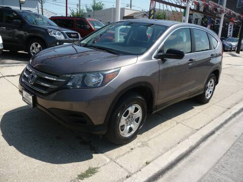 2012 Honda CR-V for sale at Car Center in Chicago IL