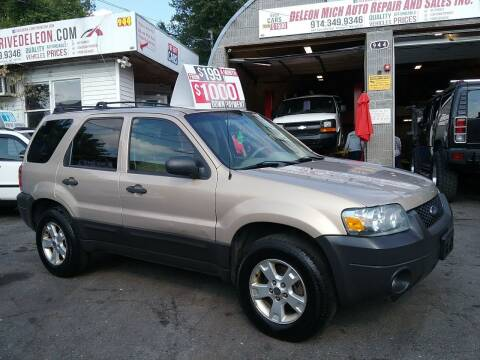2007 Ford Escape for sale at Drive Deleon in Yonkers NY