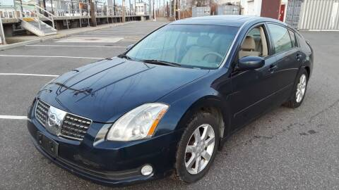 2006 Nissan Maxima for sale at Autos Under 5000 + JR Transporting in Island Park NY