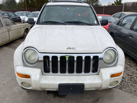 2004 Jeep Liberty for sale at Encore Auto Parts & Recycling in Jefferson GA