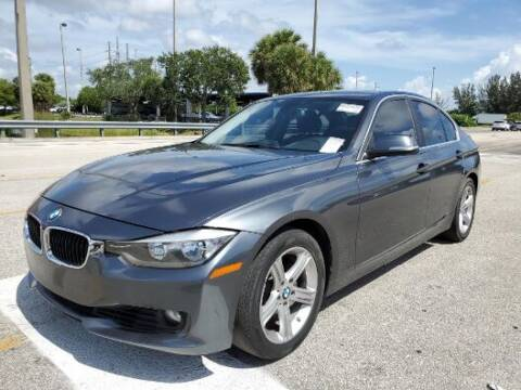 2015 BMW 3 Series for sale at Auto Beast in Fort Lauderdale FL