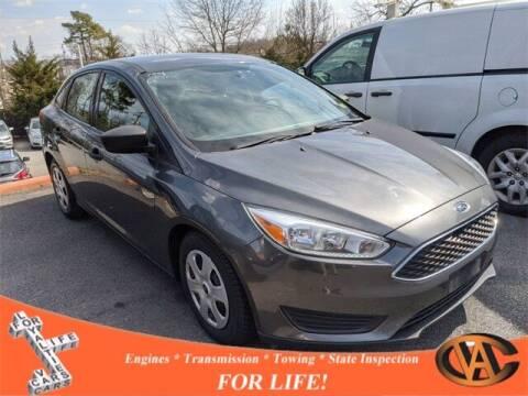 2017 Ford Focus for sale at VA Cars Inc in Richmond VA