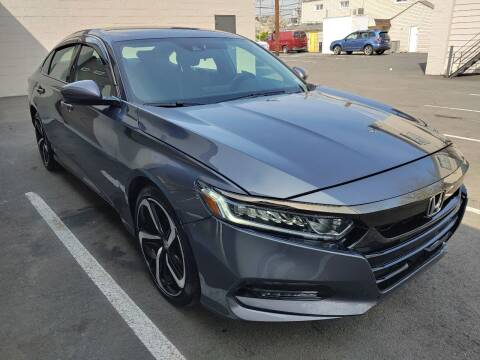 2020 Honda Accord for sale at Auto Direct Inc in Saddle Brook NJ