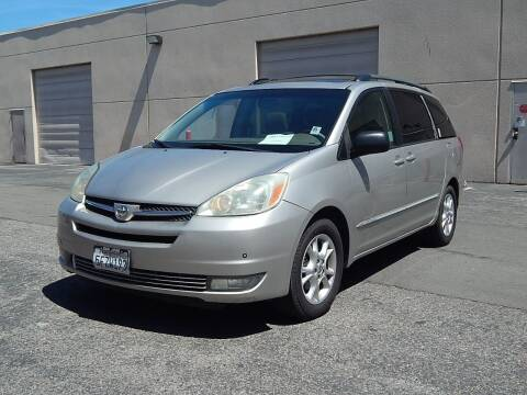 2004 Toyota Sienna for sale at Crow`s Auto Sales in San Jose CA