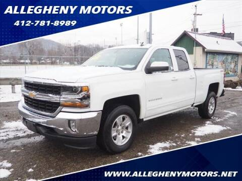 2018 Chevrolet Silverado 1500 for sale at Allegheny Motors in Pittsburgh PA