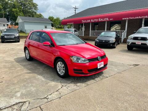 2015 Volkswagen Golf for sale at Taylor Auto Sales Inc in Lyman SC