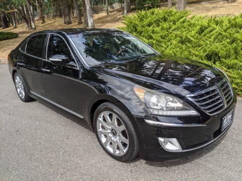 2011 Hyundai Equus for sale at All Star Automotive in Tacoma WA