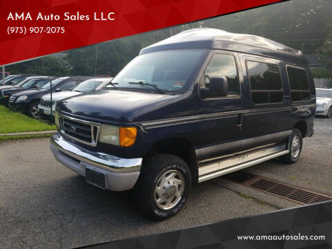 2003 Ford E-Series Chassis for sale at AMA Auto Sales LLC in Ringwood NJ