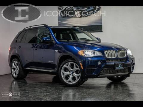 2013 BMW X5 for sale at Iconic Coach in San Diego CA
