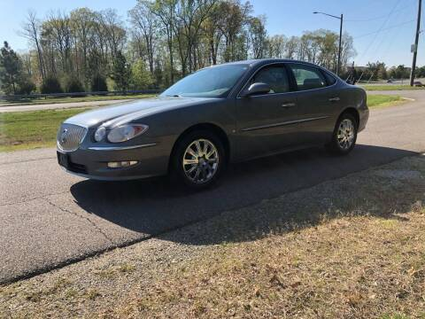 2009 Buick LaCrosse for sale at Economy Auto Sales in Dumfries VA