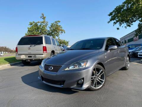 2013 Lexus IS 250 for sale at All-Star Auto Brokers in Layton UT