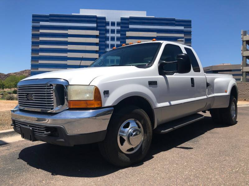 1999 Ford F-350 Super Duty for sale at Day & Night Truck Sales in Tempe AZ