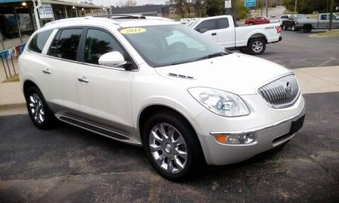 2011 Buick Enclave for sale at Jim Clark Auto World in Topeka KS