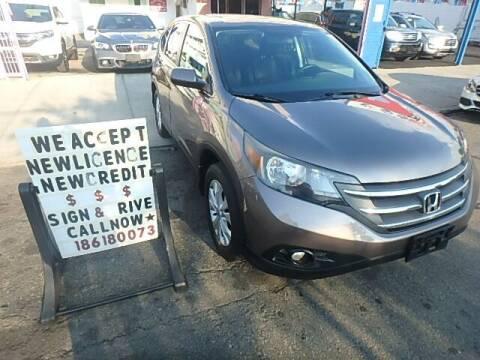 2014 Honda CR-V for sale at 4530 Tip Top Car Dealer Inc in Bronx NY