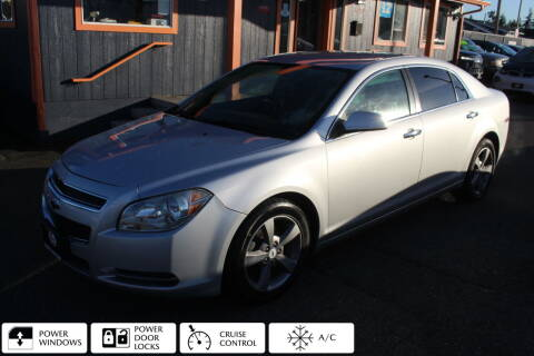 2011 Chevrolet Malibu for sale at Sabeti Motors in Tacoma WA