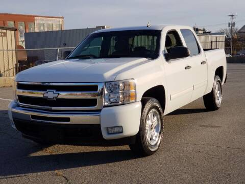 2009 Chevrolet Silverado 1500 for sale at iDrive in New Bedford MA
