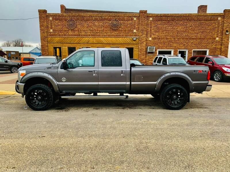 2011 Ford F-350 Super Duty for sale at Car Corral in Tyler MN