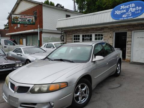 2004 Pontiac Bonneville for sale at North Knox Auto LLC in Knoxville TN
