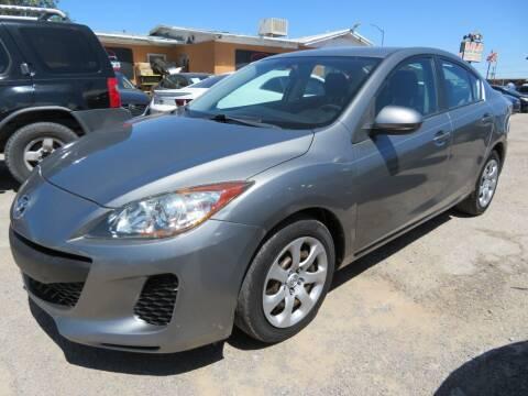 2013 Mazda MAZDA3 for sale at Moving Rides in El Paso TX