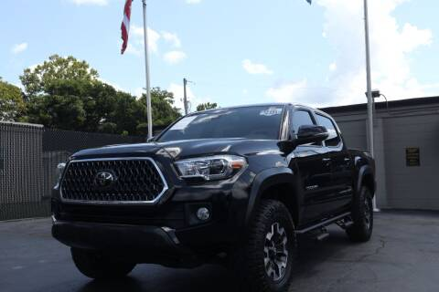 2019 Toyota Tacoma for sale at Danny Holder Automotive in Ashland City TN