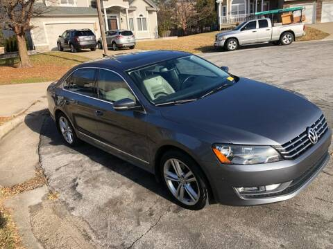 2014 Volkswagen Passat for sale at Nice Cars in Pleasant Hill MO
