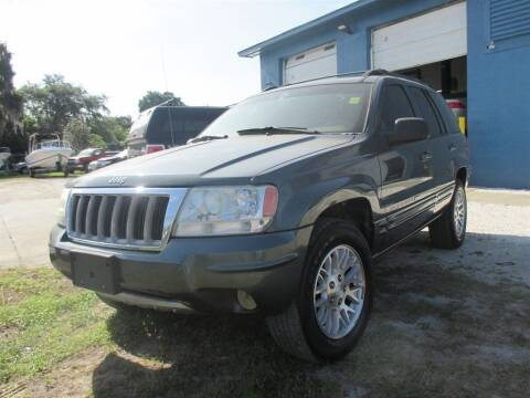 2004 Jeep Grand Cherokee for sale at New Gen Motors in Bartow FL