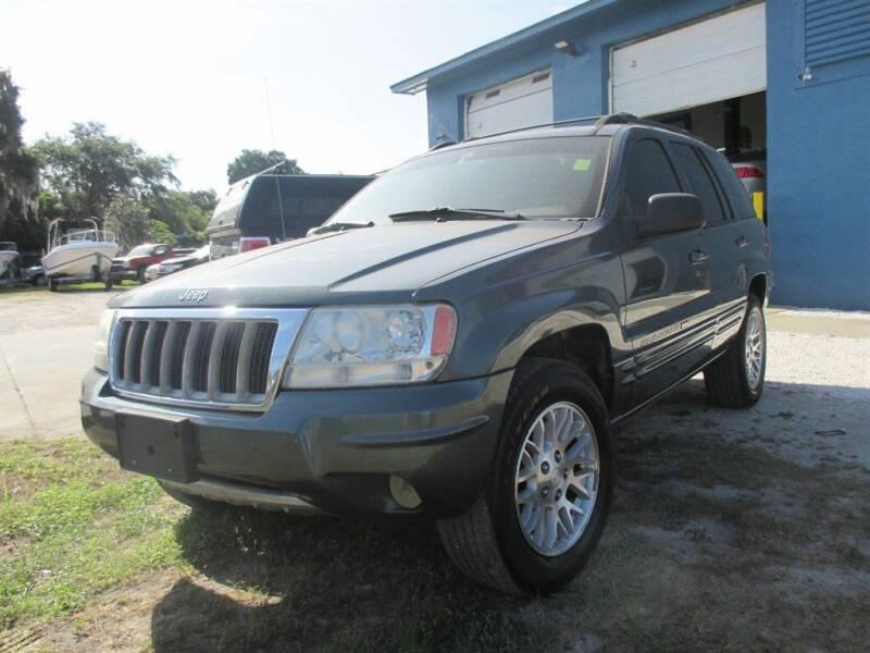 2004 Jeep Grand Cherokee for sale at New Gen Motors in Lakeland FL