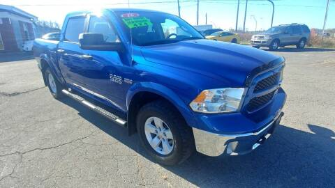 2016 RAM Ram Pickup 1500 for sale at AutoBoss PRE-OWNED SALES in Saint Clairsville OH