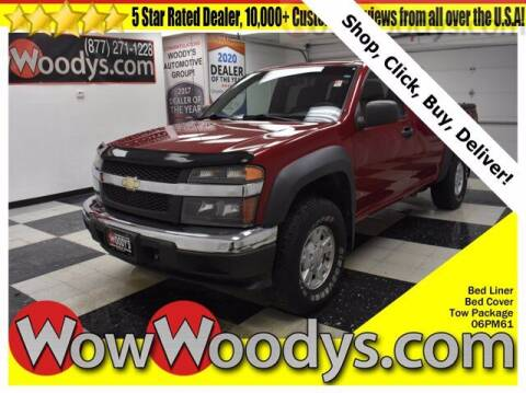 2006 Chevrolet Colorado for sale at WOODY'S AUTOMOTIVE GROUP in Chillicothe MO