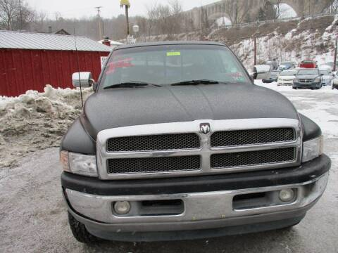 1997 Dodge Ram Pickup 1500 for sale at FERNWOOD AUTO SALES in Nicholson PA