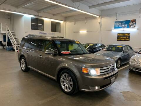 2012 Ford Flex for sale at Cuellars Automotive in Sacramento CA