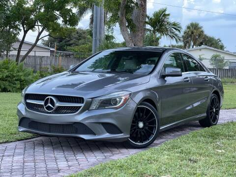 2014 Mercedes-Benz CLA for sale at Citywide Auto Group LLC in Pompano Beach FL