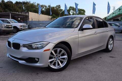 2015 BMW 3 Series for sale at OCEAN AUTO SALES in Miami FL