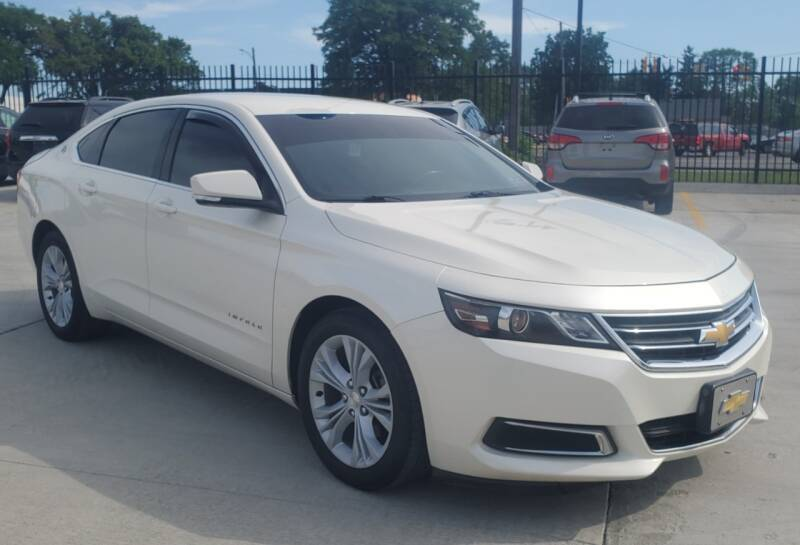 2014 Chevrolet Impala for sale at NUMBER 1 CAR COMPANY in Warren MI