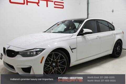2018 BMW M3 for sale at Fishers Imports in Fishers IN