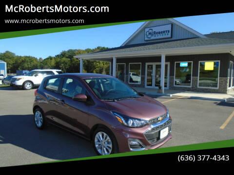 2019 Chevrolet Spark for sale at McRobertsMotors.com in Warrenton MO
