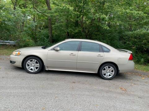 2010 Chevrolet Impala for sale at Elite Auto Plaza in Springfield IL