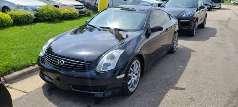 2006 Infiniti G35 for sale at Steve's Auto Sales in Madison WI