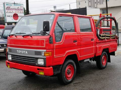 1993 Toyota Hiace Diesel 4WD for sale at JDM Car & Motorcycle LLC in Seattle WA