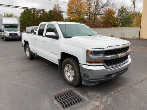 2017 Chevrolet Silverado 1500 for sale at My Town Auto Sales in Madison Heights MI