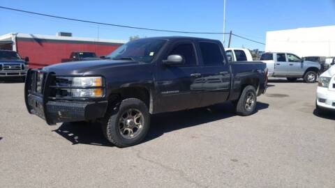 2010 Chevrolet Silverado 1500 for sale at Advantage Motorsports Plus in Phoenix AZ