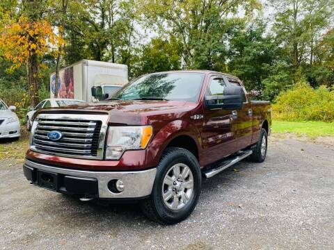 2010 Ford F-150 for sale at Y&H Auto Planet in West Sand Lake NY