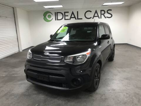 2019 Kia Soul for sale at Ideal Cars in Mesa AZ